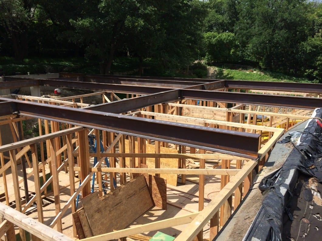 FRAMING | Steve Sherrill Construction